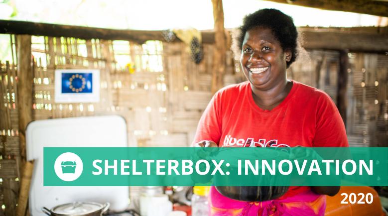 ShelterBox NZ Innovation