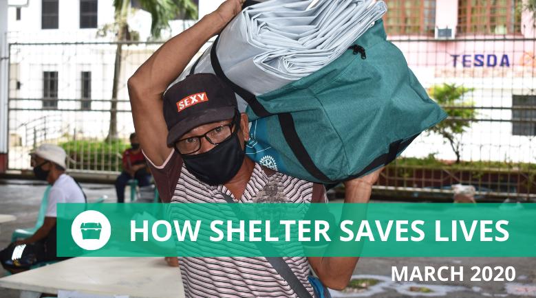 ShelterBox NZ Coronavirus How Shelter Saves Lives