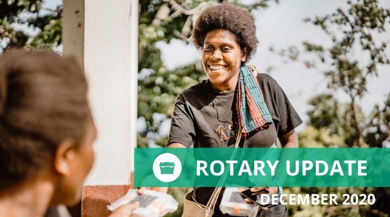 ShelterBox NZ December 2020 Rotary Update